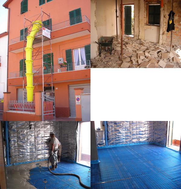 Impresa edile F.lli Fiorentini - 60030 Monsano (AN) RISTRUTTURAZIONE ...